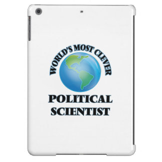 World's Most Clever Political Scientist Case For iPad Air