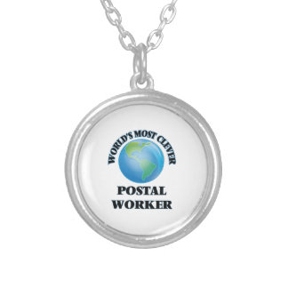 World's Most Clever Postal Worker Custom Jewelry