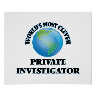 World's Most Clever Private Investigator Poster