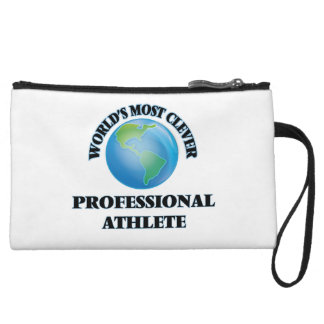 World's Most Clever Professional Athlete Wristlet Purse