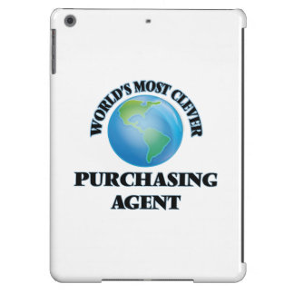 World's Most Clever Purchasing Agent iPad Air Cover