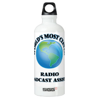 World's Most Clever Radio Broadcast Assistant SIGG Traveler 0.6L Water Bottle