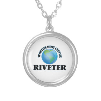 World's Most Clever Riveter Pendant