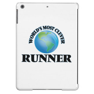 World's Most Clever Runner iPad Air Covers