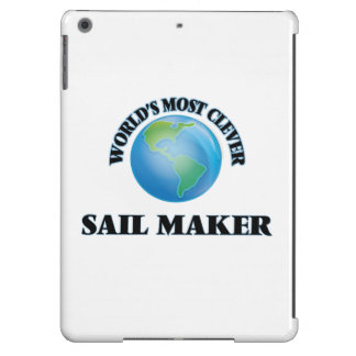 World's Most Clever Sail Maker Case For iPad Air