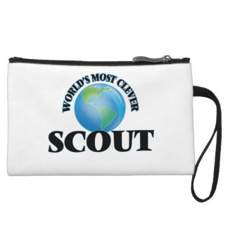 World's Most Clever Scout Wristlet Clutches
