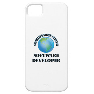 World's Most Clever Software Developer iPhone 5 Case