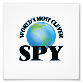 World's Most Clever Spy Photograph