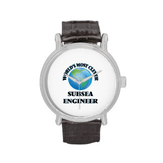 World's Most Clever Subsea Engineer Watches