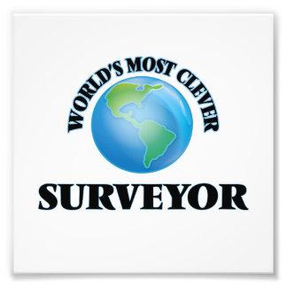 World's Most Clever Surveyor Photograph