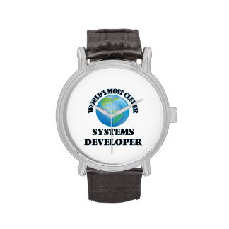World's Most Clever Systems Developer Watch