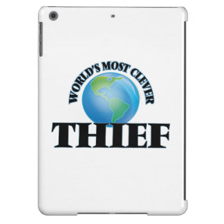 World's Most Clever Thief iPad Air Cases