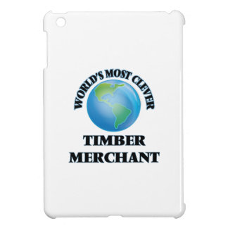 World's Most Clever Timber Merchant iPad Mini Case