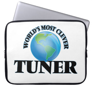 World's Most Clever Tuner Computer Sleeve