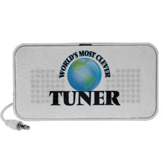 World's Most Clever Tuner Portable Speakers