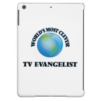 World's Most Clever TV Evangelist Cover For iPad Air