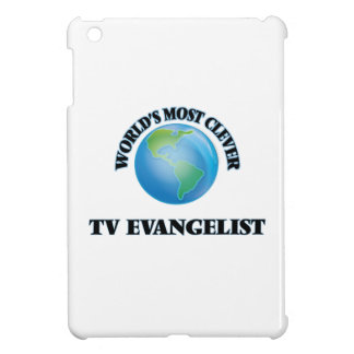 World's Most Clever TV Evangelist iPad Mini Covers
