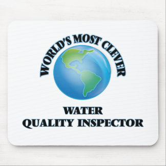 World's Most Clever Water Quality Inspector Mousepads