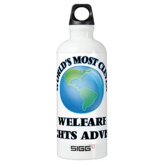 World's Most Clever Welfare Rights Adviser SIGG Traveler 0.6L Water Bottle