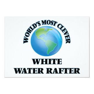 World's Most Clever White Water Rafter Cards