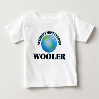 World's Most Clever Wooler T-shirts