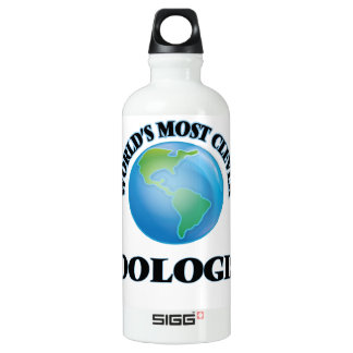 World's Most Clever Zoologist SIGG Traveler 0.6L Water Bottle
