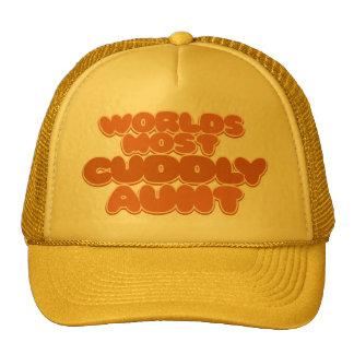 Worlds most cuddly AUNT Trucker Hat