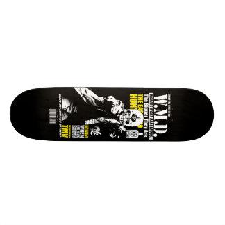 World's Most Dangerous Magazine Skateboard
