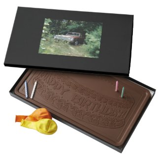 World's Most Haunted Car - Box of Chocolates