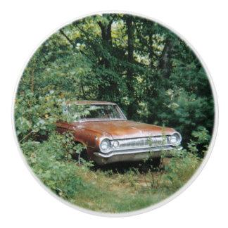 World's Most Haunted Car - The Goldeneagle - 1964 Ceramic Knob
