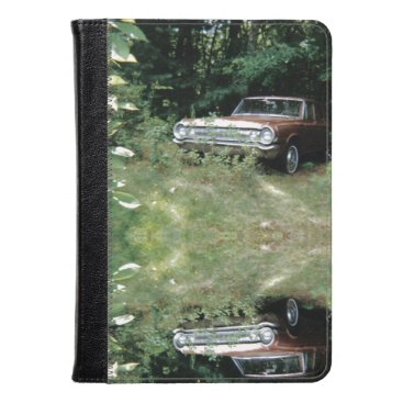 Beach Themed World's Most Haunted Car - The Goldeneagle - 1964 Kindle Case