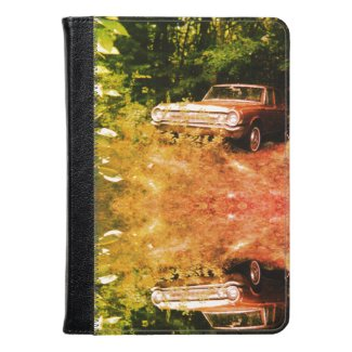 World's Most Haunted Car - The Goldeneagle - 1964 Kindle Case