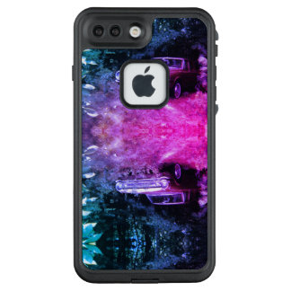 World's Most Haunted Car - The Goldeneagle - 1964 LifeProof FRĒ iPhone 7 Plus Case