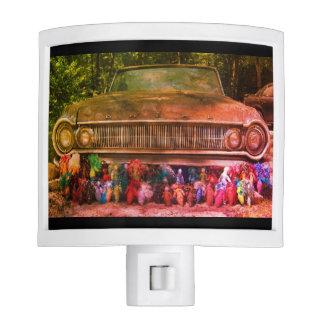 World's Most Haunted Car - The Goldeneagle - 1964 Night Light