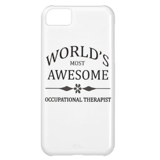 World's Most Occupational Therapist Case For iPhone 5C