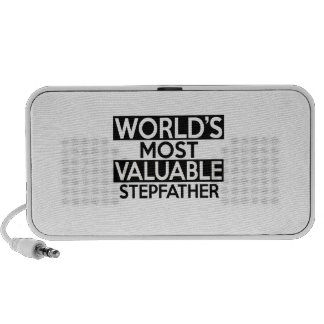 WORLD'S MOST VALUABLE STEPFATHER TRAVEL SPEAKERS