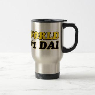 World's number 1  dad coffee mugs