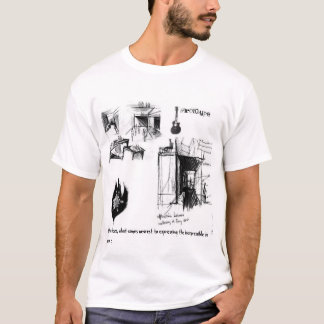 Worlds of art T-Shirt
