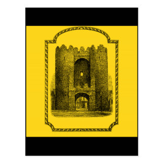 Worlds of Fantasy: Medieval Castle Postcard