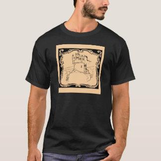 Worlds of Fantasy: Medieval Castle T-Shirt