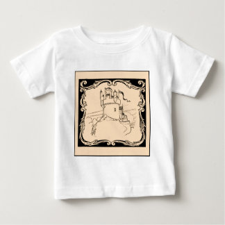 Worlds of Fantasy: Medieval Castle Tee Shirt