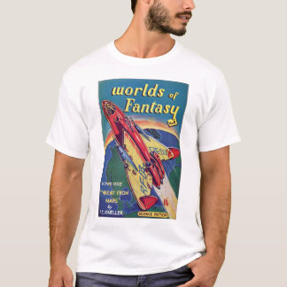 Worlds of Fantasy No. 6 _August 1952_ Bri Pulp Art T-Shirt