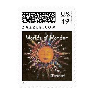 Worlds of Wonder Stamp