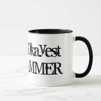 Worlds Okayest Programmer | Funny coffee mug humor