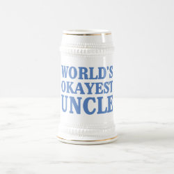 World's Okayest Uncle Stein