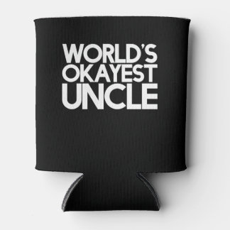 World's okayest uncle can cooler