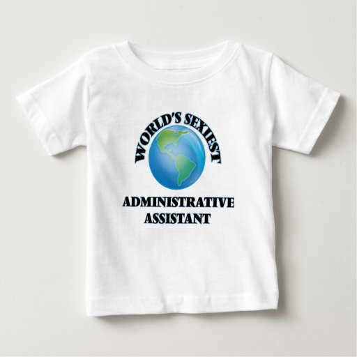 World's Sexiest Administrative Assistant Tshirts T-Shirt, Hoodie, Sweatshirt