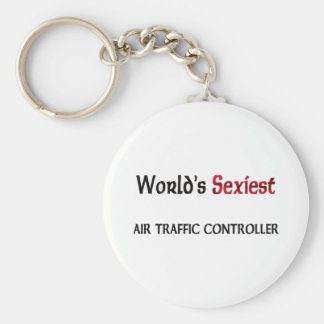 World's Sexiest Air Traffic Controller Key Chains