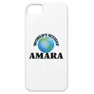World's Sexiest Amara iPhone 5 Cases