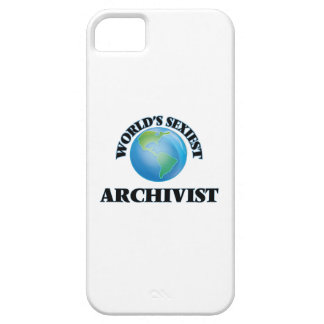 World's Sexiest Archivist iPhone 5 Covers